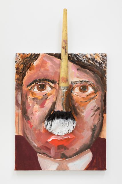 , 'Untitled,' 2017, CRUSHCURATORIAL