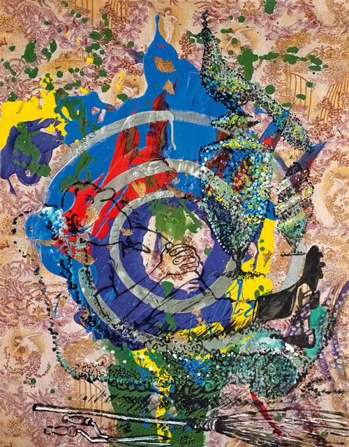 , 'Es war der Gärtner,' 1977, Michael Werner Gallery