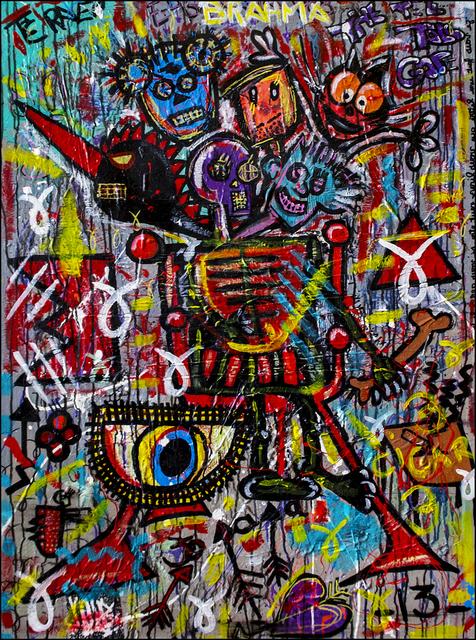 , 'Brahma,' 2015, Ai Bo Gallery