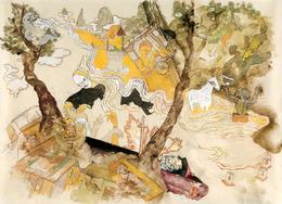 , 'Gangshi Creek,' 2009, LE Gallery