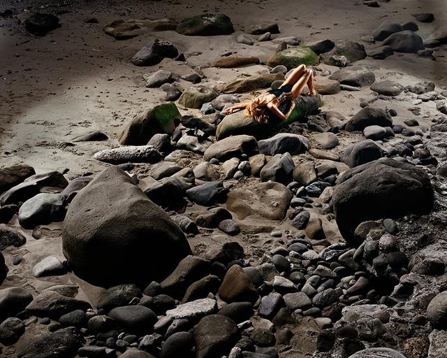 David Drebin, 'On The Rocks', 2012, Isabella Garrucho Fine Art