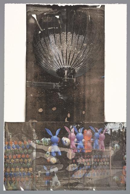 Robert Rauschenberg, 'Children (Tribute 21)', 1994, San Francisco Museum of Modern Art (SFMOMA)