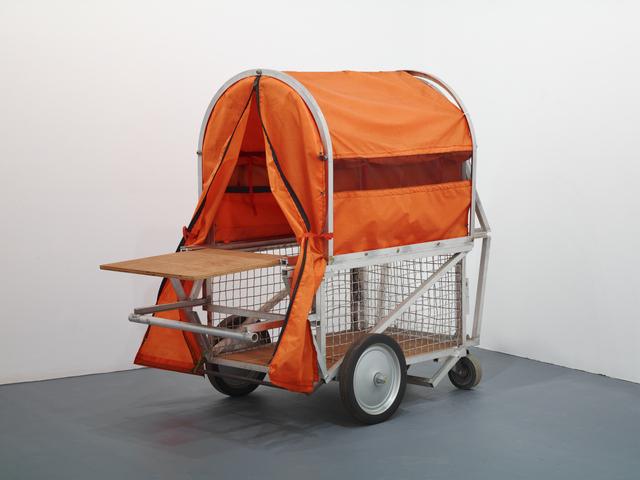 , 'Homeless Vehicle, Variant 5,' ca. 1988, Galerie Lelong & Co.