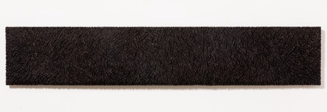 , 'Black Matter,' 2016, JanKossen Contemporary