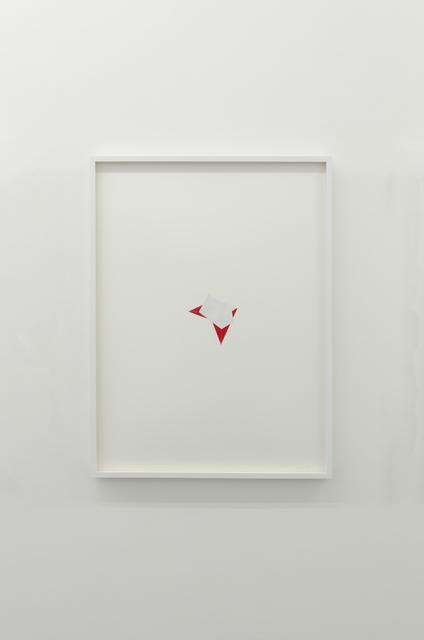 , 'Red Nun #16,' 2017, Bartha Contemporary