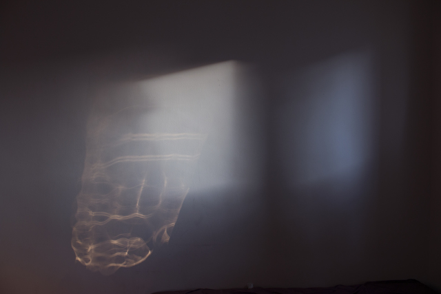 , 'We don't strive to achieve it. It's just given to us Lightscape series #2,' 2105, Carrie Able Gallery