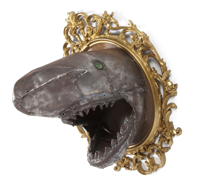 Tony D'Amico (DNTT), 'Shark Head', 2015, Julien's Auctions