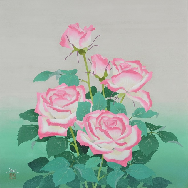 , 'Roses in Autumn,' 2018, SEIZAN Gallery