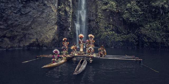, 'XXXIII 1 Uramana Clan, Amuioan,  Tufi, Papua New Guinea, 2017  ,' 2017, Willas Contemporary