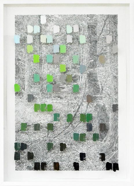 , 'ZT,' 2013, Whitehouse Gallery