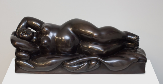 , 'Reclining Woman,' 1999, Rosenbaum Contemporary