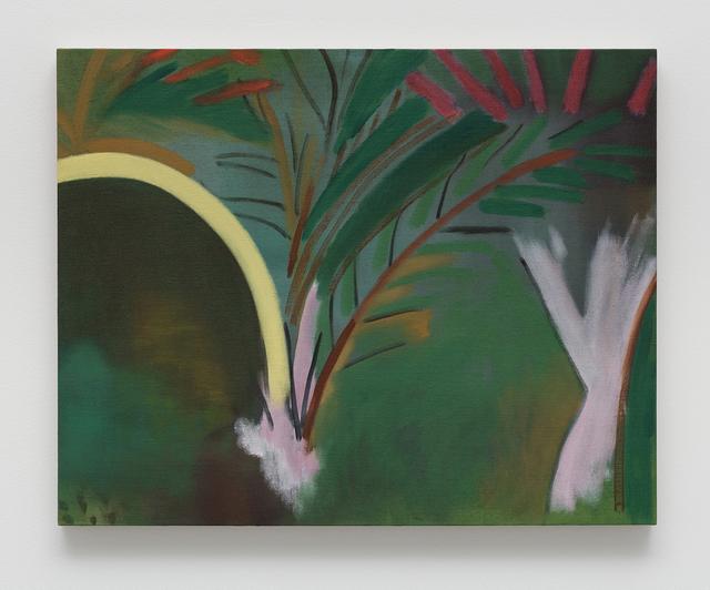, 'Palm,' 2017, Honor Fraser