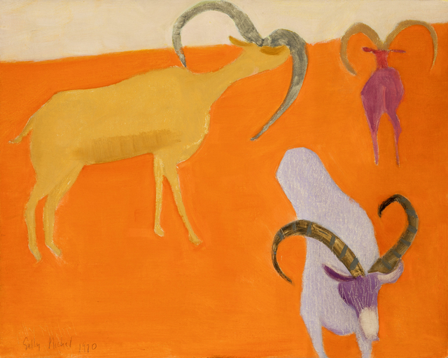 , 'Untitled [Ibex],' 1970, Childs Gallery