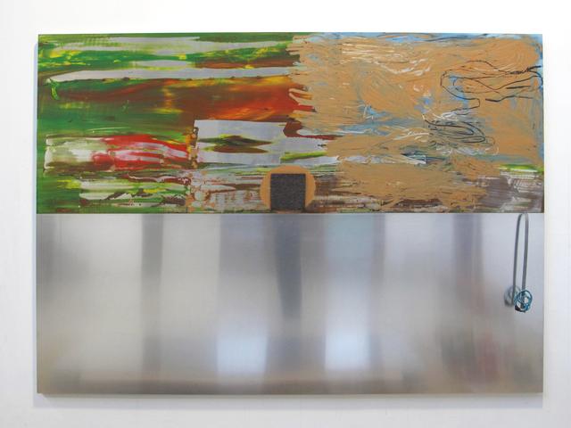 , 'Cuadrado Dusseldorf,' 2016, Moisés Pérez De Albéniz