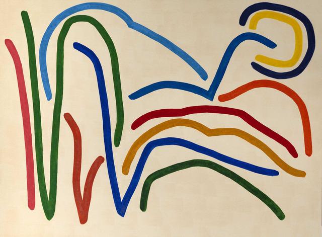David Matthew King, 'Untitled 160', 2018, Elizabeth Gordon Gallery