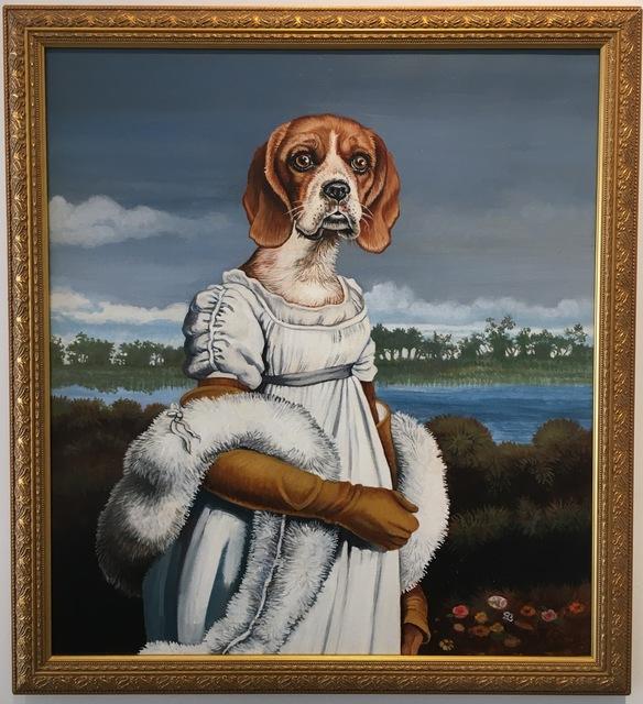 , 'Mademoiselle Riviere,' , Isabella Garrucho Fine Art