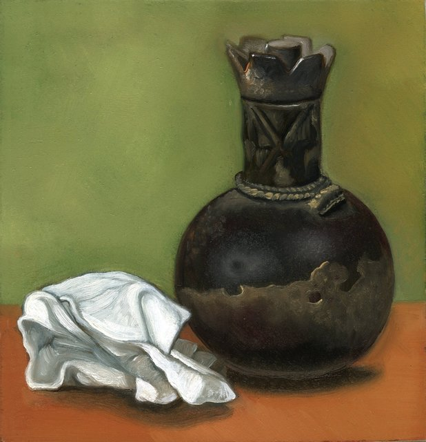 , 'The Black Pot,' 2007, The Noble Sage Collection