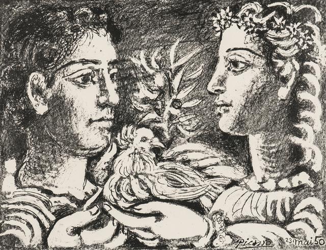 Pablo Picasso, 'Jeunesse', 1950, Skinner