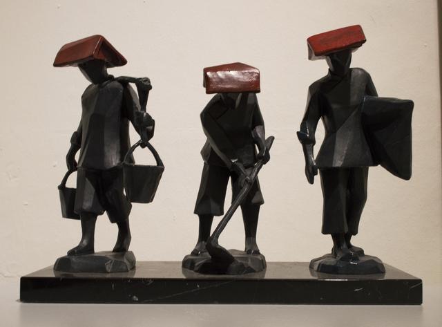 Leong Seng Lim, 'Pioneer Generation B', 2015, Linda Gallery