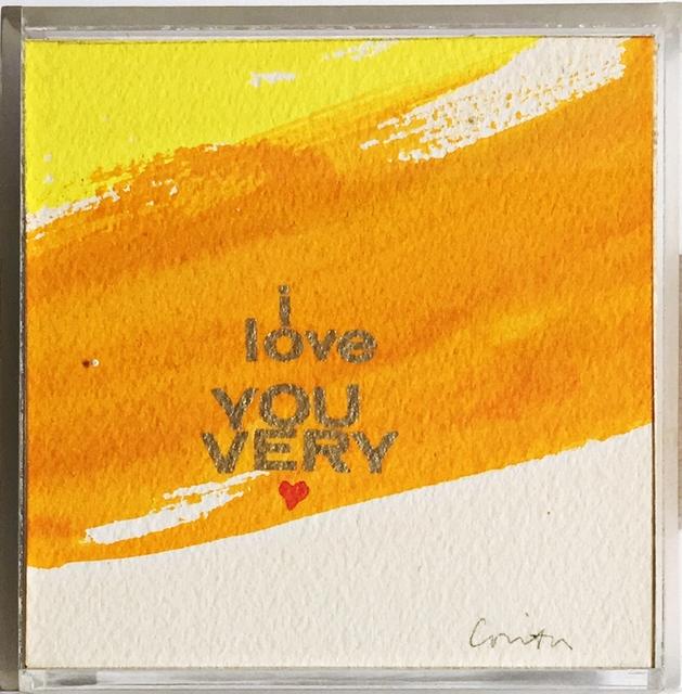 , 'I Love You Very,' ca. 1975, Alpha 137 Gallery