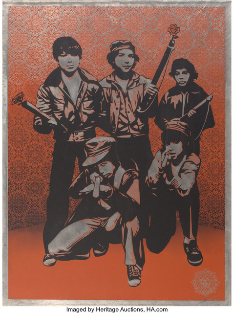 Shepard Fairey, 'Defiant Youth', 2009, Heritage Auctions