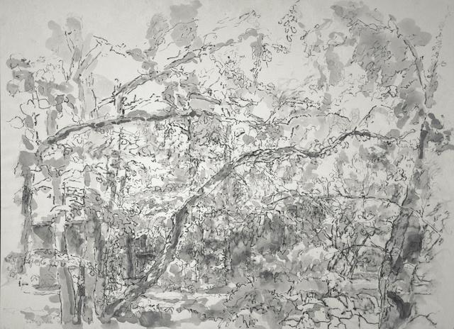 , 'Garden Door,' 2006, Main Street Arts