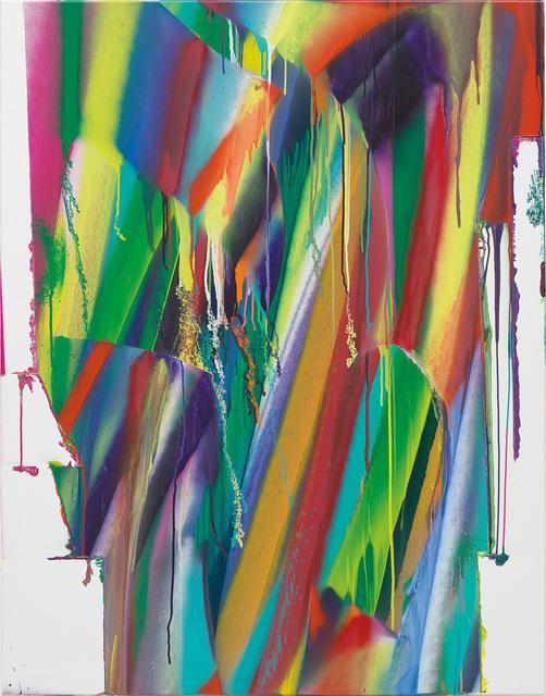 Katharina Grosse, 'Untitled', 2017, Phillips