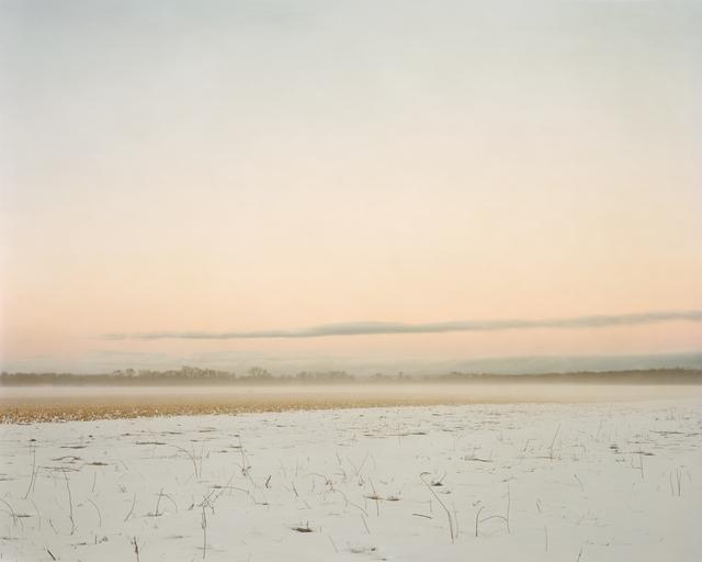 Joel Sternfeld, 'February 28, 2007 The East Meadows, Northampton, Massachusetts', 2007, Buchmann Galerie