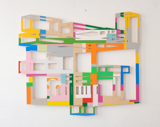 Axel Lieber, 'Billboard (12.4.18)', 2018, Taubert Contemporary