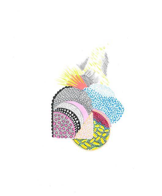 , 'explosions #3,' 2017-2018, Burnet Fine Art & Advisory