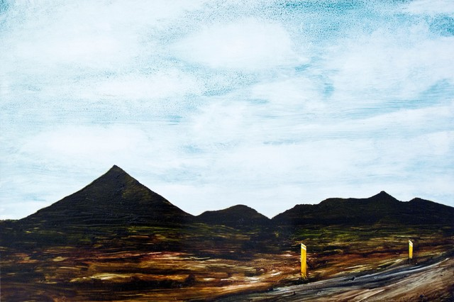 , 'Facing East,' 2018, John Martin Gallery