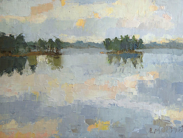 , 'Morning Reflections,' , Beverly McNeil Gallery
