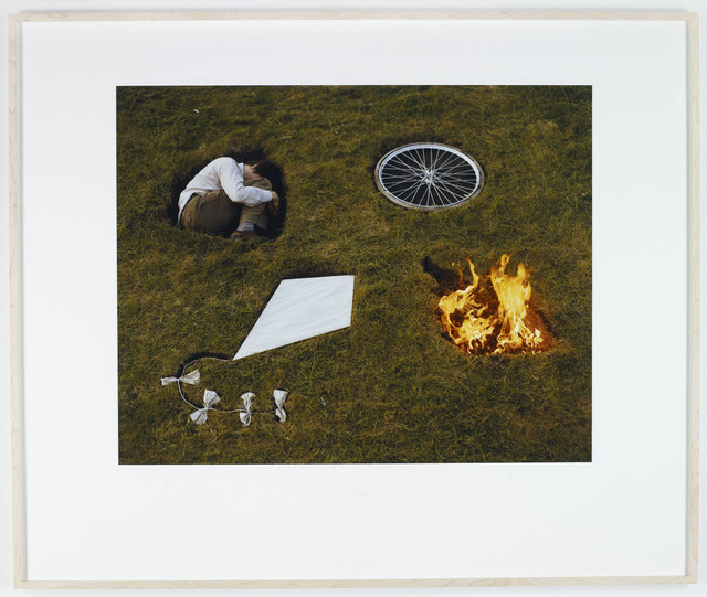 , 'Collage,' 1979, i8 Gallery
