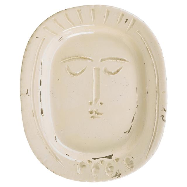 Pablo Picasso, 'Plate, Woman's Face (Visage de Femme), France', des. 1955, Rago