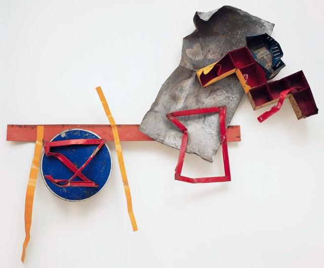 Robert Rauschenberg, 'Greek Toy Glut (Neapolitan)', 1987, Robert Rauschenberg Foundation