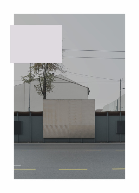 , 'Construction Site,' 2017, Hans Alf Gallery