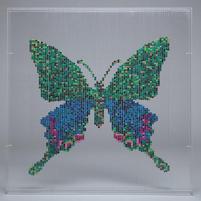 , 'Butterfly,' 2018, Galerie Montmartre