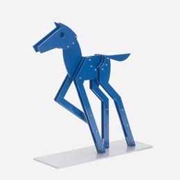 Jorge Blanco, 'Blue 39,' 2013, Wright: Art + Design (February 2017)