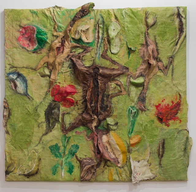 , 'Diptyque Vert-Citron,' 1994, Ben Brown Fine Arts