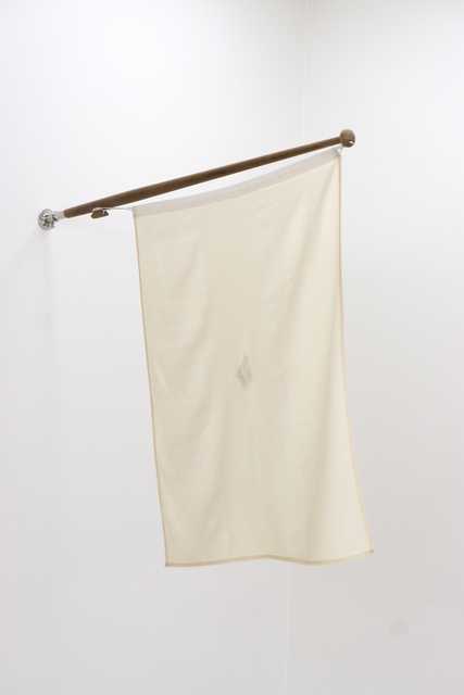 , 'Flag Of Eternal Flame,' 2018, V1 Gallery