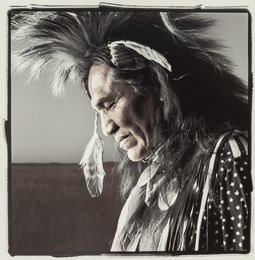 Roy Pete, Crow Agency, Montana