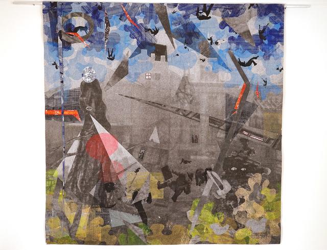 , 'o.T.,' 2018, Galerie Britta von Rettberg