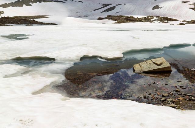 , 'Chaney Glacier 2,' 2013, Circuit Gallery