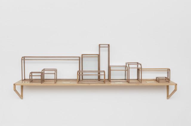 , 'Untitled (Empty),' 2017, Federica Schiavo Gallery