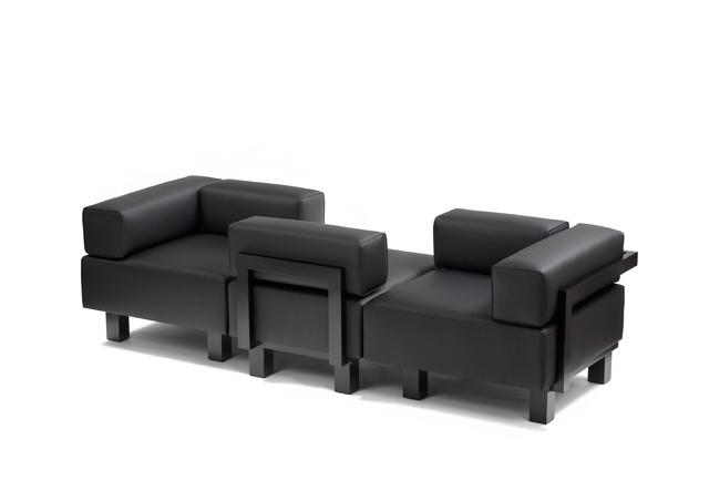 , 'Conversadeira Segall Sofa,' 1932, ETEL