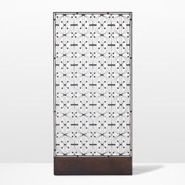 Louis Sullivan, 'Elevator door from the Chicago Stock Exchange,' 1893, Wright: Design Masterworks