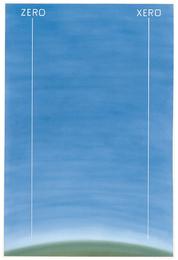 Ed Ruscha, 'Zero Xero,' 1982, Sotheby's: Contemporary Art Day Auction