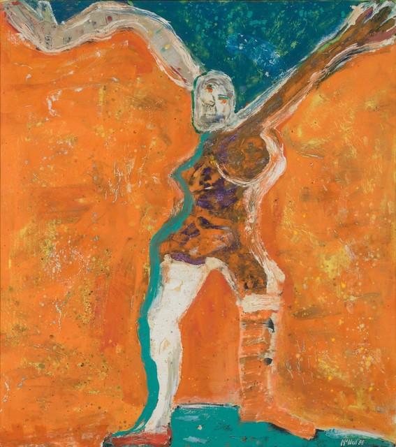 George Joseph McNeil, 'Red Shoe Dancer', 1980, Doyle
