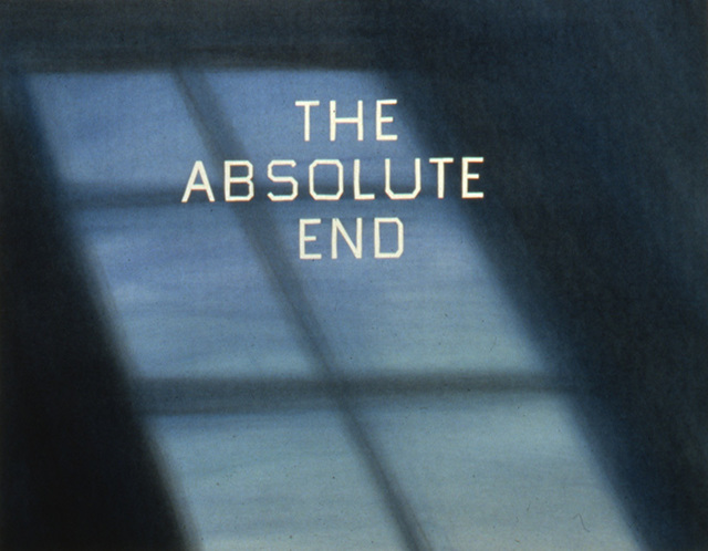 , 'The Absolute End,' 1982, de Young Museum
