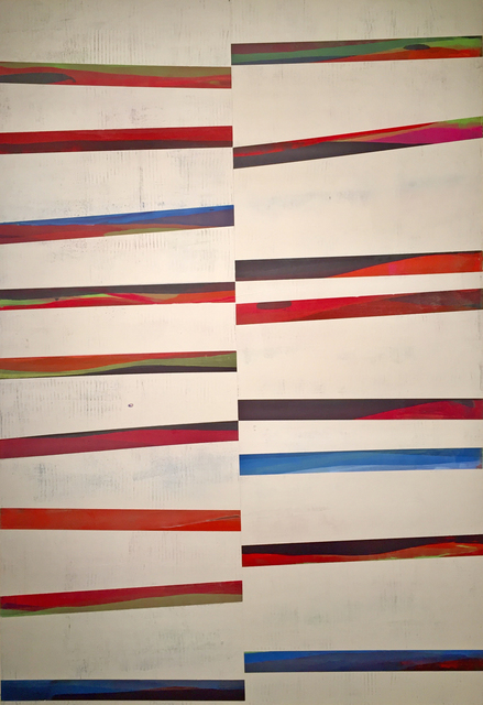 Doug Glovaski, 'Faultline #21', 2019, M.A. Doran Gallery